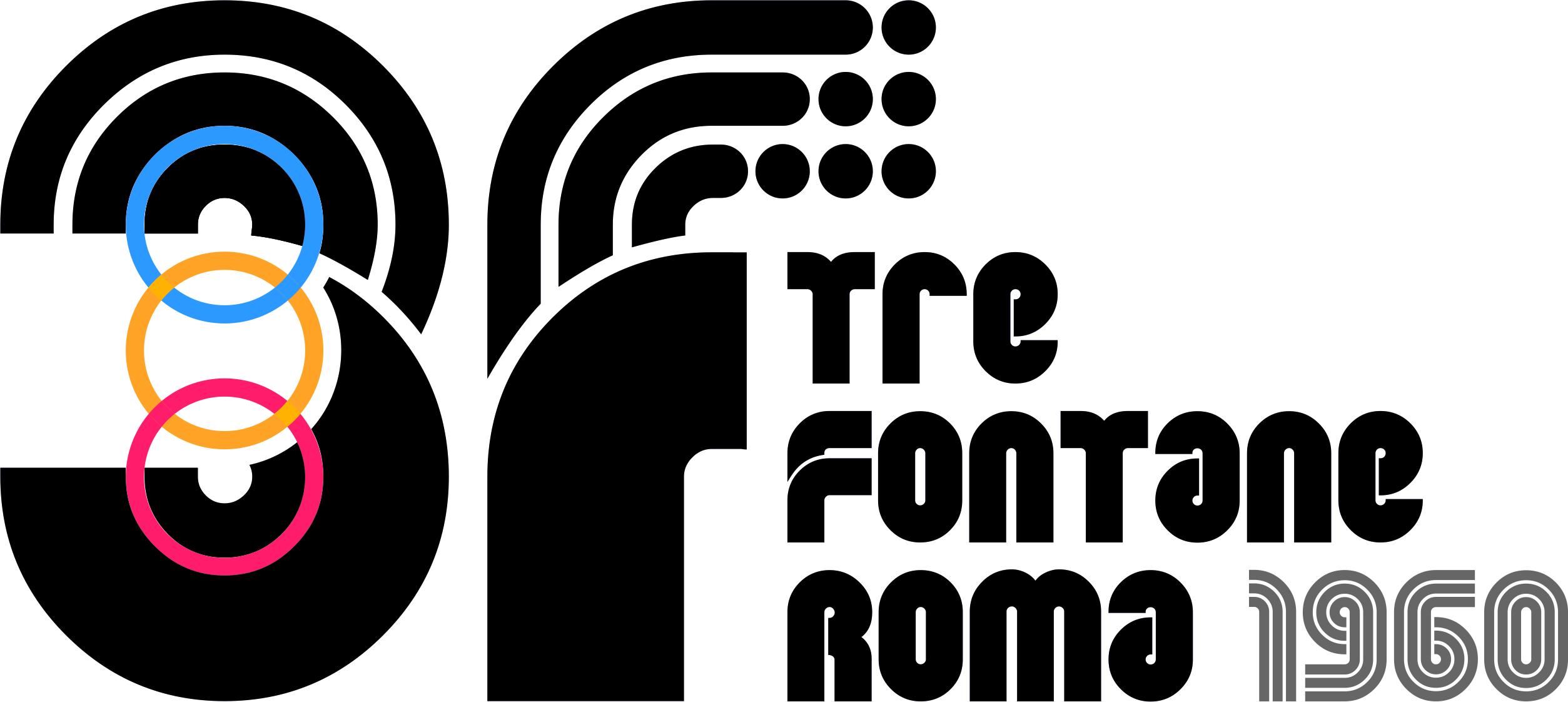 3 Fontane Roma